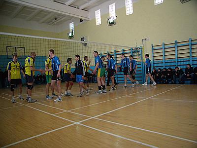 Нижнє Селище, волейбол